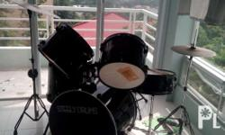 Drum set Slightly used Fix price Pick up only