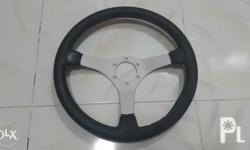 Ruspa torino steering wheel Made in Italy Needs re-up