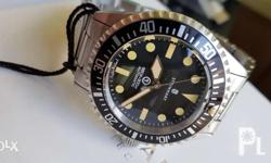 Steinhart Ocean Vintage Military Version 1. This is the