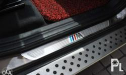 Brand new Step Sill Plate Aluminum Alloy with ///M Logo