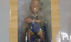 Limited edition Steph Curry bobble head, Blast Motion