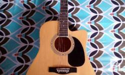 Standard-sized guitar Gensan-based Negotiable Directly