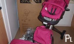 Expired ad. Please do not contact! STOKKE XPLORY V4