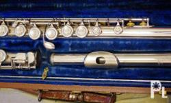 Flute Strasser Marigaux SML, Made in France, Very Good