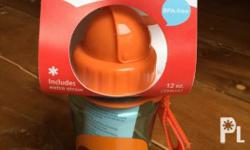 Skip*Hop Zoo Straw Bottle Does not Include shipping fee