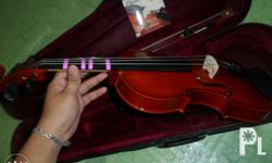 Selling --> Streben Violin 4/4 by Aspire 2k nalang nego