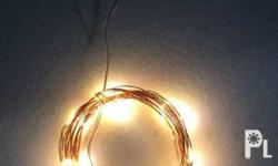 Battery operated LED Fairy Lights in 2m ph190 NEW