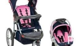 Brand new All brand new Baby trend with carseat
