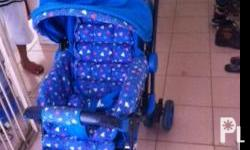 Deskripsiyon Nice STroller still new like never been