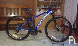 FOR SALE P 11,000.00 Negotiable Brand New 27.5 Alloy