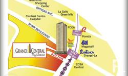 Grand Central Residences Sultan St. cor EDSA