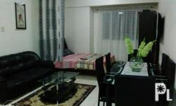 Studio type condo unit for long term lease a minimum of