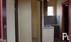 NEW CONSTRUCTED STUDIO TYPE FOR RENT - Near Malabon