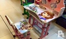 Study table for kids Good for 3-6 y/o -good quality for