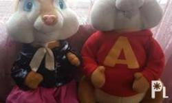 Preloved stuffed toys of my kids -can be sold by pair