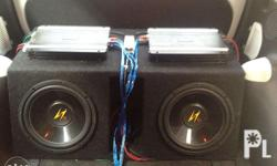 Boom box custom made to fit a Toyota BB - Can also fit