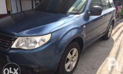 - Subaru Forester - Automatic Transmission - Tested
