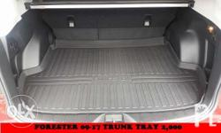 forester trunk tray php 2000 cainta rizal along ortigas