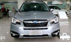 2016 Subaru Forester iL Php 1,448,000 15 % all in promo
