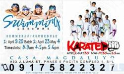 Now open for enrolment! 2018 Summer Karate Lesson,