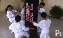 SUMMER KARATE LESSON in PACITA 1 Training starts on