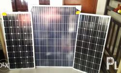 Sunri Solar Panel 200Watts Poly - Php 8,500 100Watts