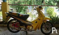 Selling this Fresh Sunriser primo 110cc for only