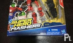Rare/hard to find super hero mashers Highly