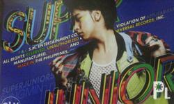Mr. Simple A Sungmin Cover CD Php300 � 1 disc + 7