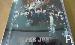 -No DVD Included, just the CD -w/ Ryeowook PC