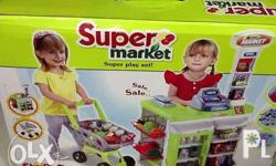 New Mini Super market that will surely love to play by