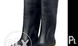 Suppertuff Rubberboots with Steel and Midsole Rubber