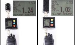 SURECOM SW-102 V.S.W.R. POWER METER WITH SO239