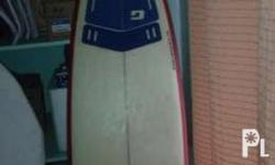 Surfboard php 4000. Skimboard php 200p i very good