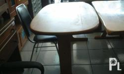 For Sale Surplus Light Brown Wood Table Imported from