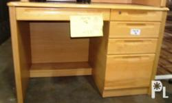 For Sale Surplus Table With 1 Drawer Japanese Brand