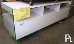 Deskripsiyon For Sale Surplus White Display Cabinet