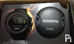 Suunto M5 is the heart rate monitor for fitness