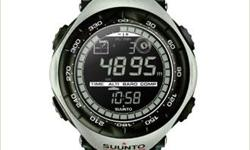 Description Suunto Watch:Week Old Model: Vector Market