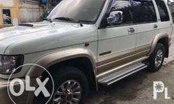 see us on FB Juan ilonggo Masipag Excellent Condition