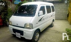suzuki latest multicab power steering 5 speed, 12