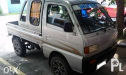 Suzuki Carry Van - 4x4 Registered until November 2017