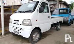 New arrivals from japan. Suzuki Carry 660cc efi 3cyl.