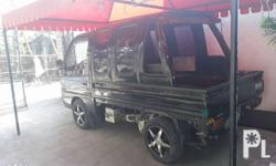 Suzuki carry multicab 4x2 running condition no