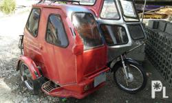 suzuki GD110 with sidecar good running condition with