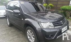 Suzuki Grand Vitara 2015 Very fresh INSIDE and OUT