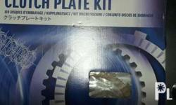 Full clutch plate kit brand new Clutch spring Clutch