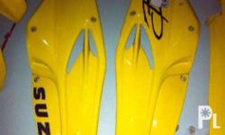 selling Suzuki Hayate sold as set cover frame color