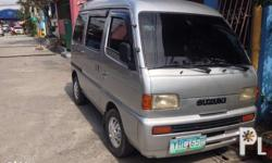 Suzuki Mini Van 09with air condition FRESH IN AND OUT