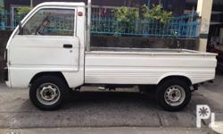 Suzuki multicab pik up type 1999 model brand new